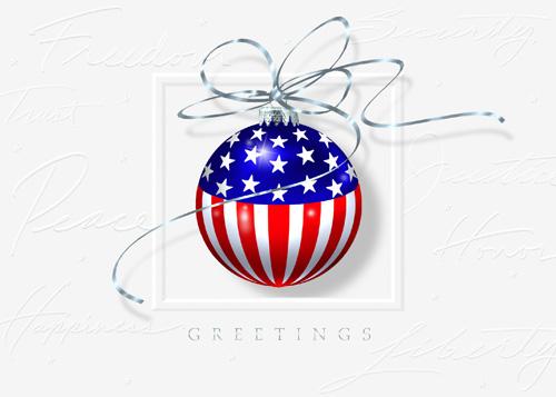 patriotic christmas cards 20122012 patriotic christmas Wallpapers 500x357