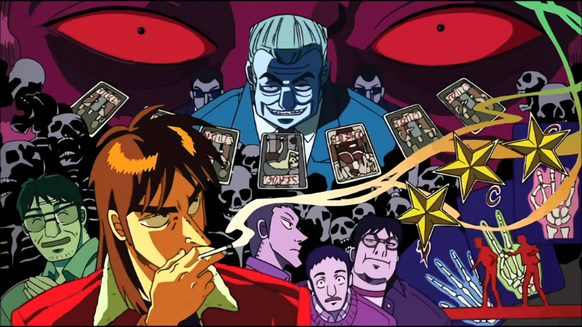 Episode 523 Dimension Kaiji Anime Pulse 1920x1080