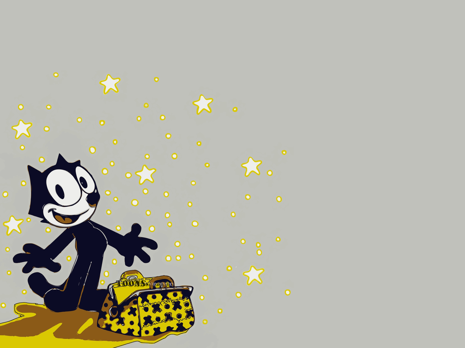 Felix The Cat Wallpaper and Background Image 1600x1200 ID 1600x1200