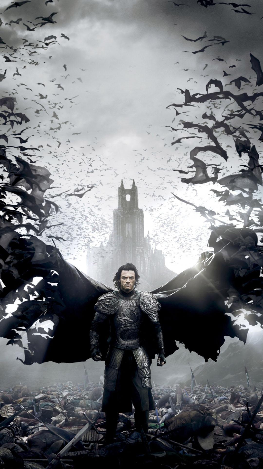 Dracula Untold Luke Evans Wallpaper   iPhone Wallpapers 1080x1920
