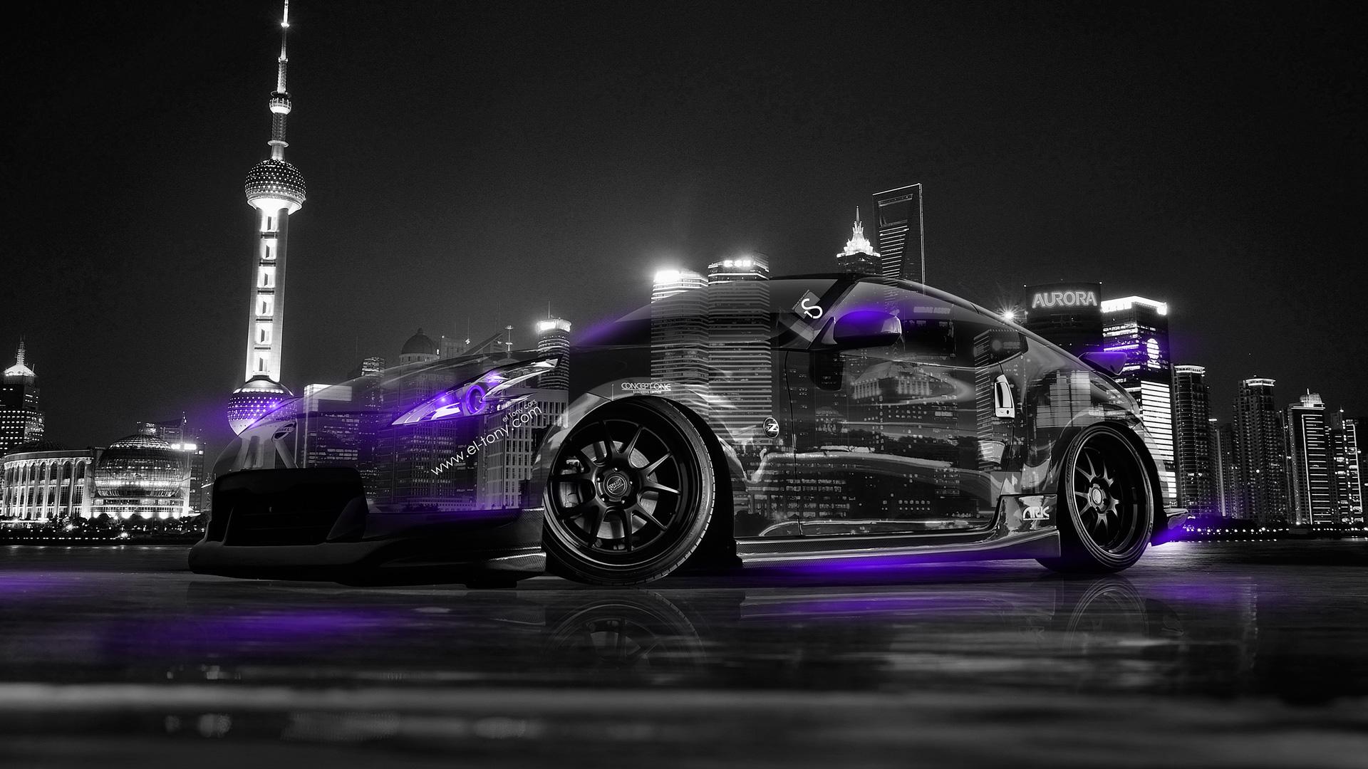 Free download Nissan 370Z JDM Crystal City Car 2014 Violet ...