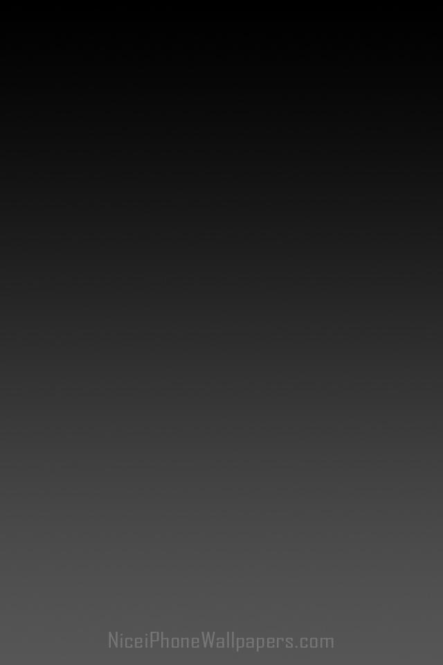 Blackdark grey gradient iPhone 44s wallpaper and background 640x960