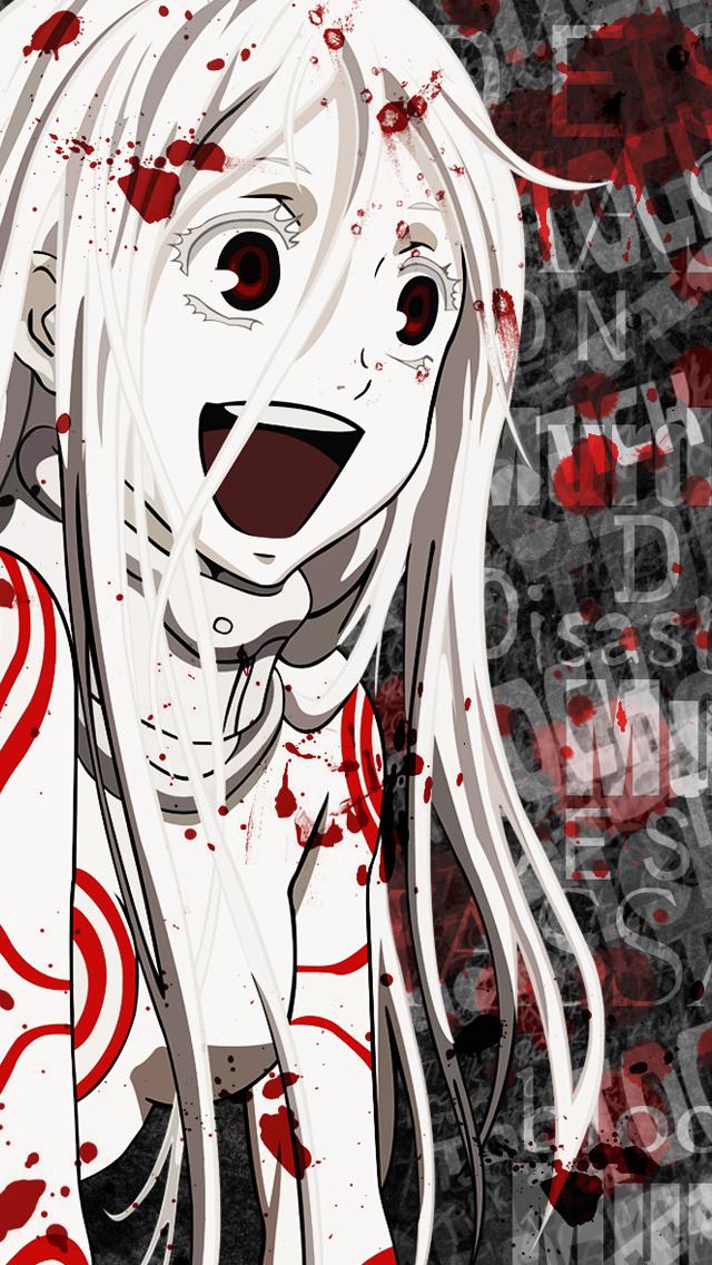 Anime iPhone iPad Wallpapers   theOtakucom 640x1136