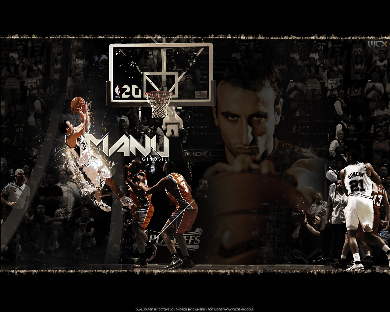 San Antonio Spurs Desktop Wallpaper Collection Sports Geekery 1280x1024