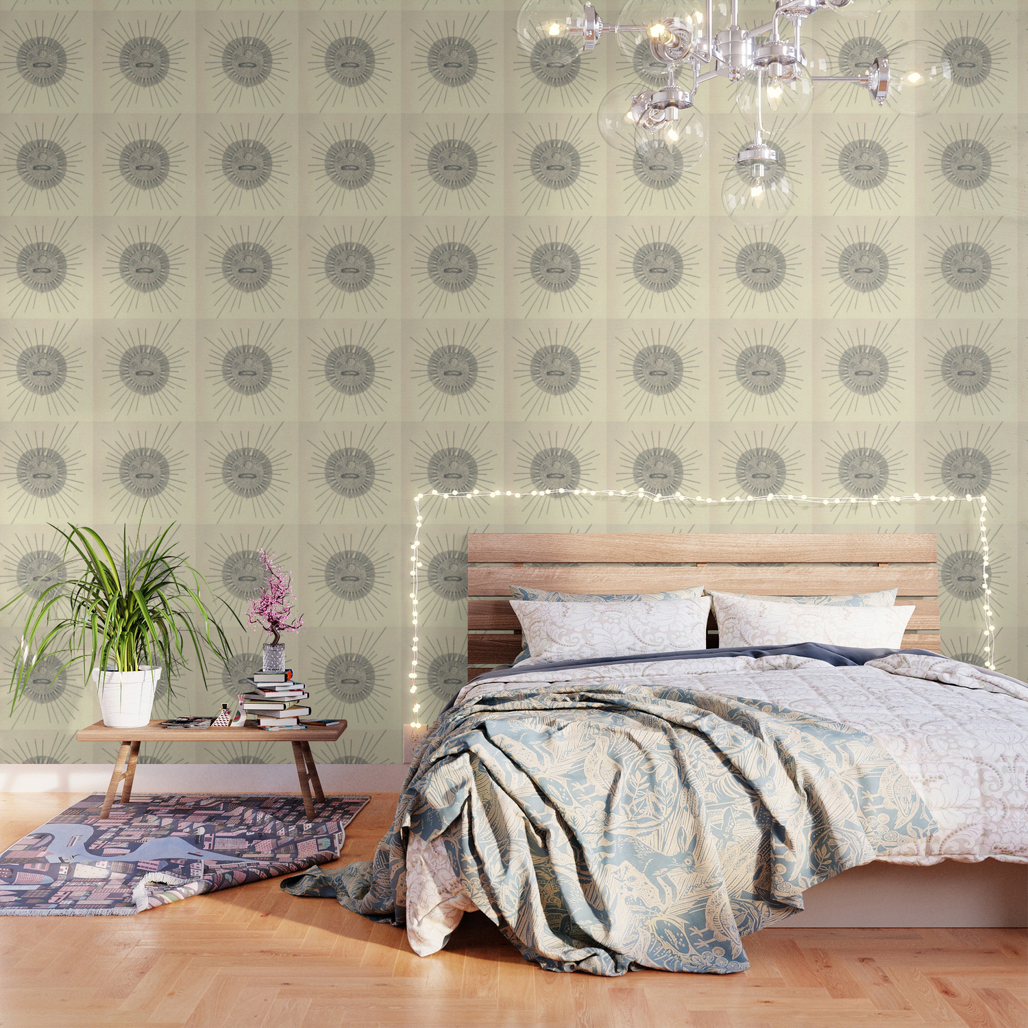 Protozoa Wallpaper by bluespecsstudio Society6 1500x1500