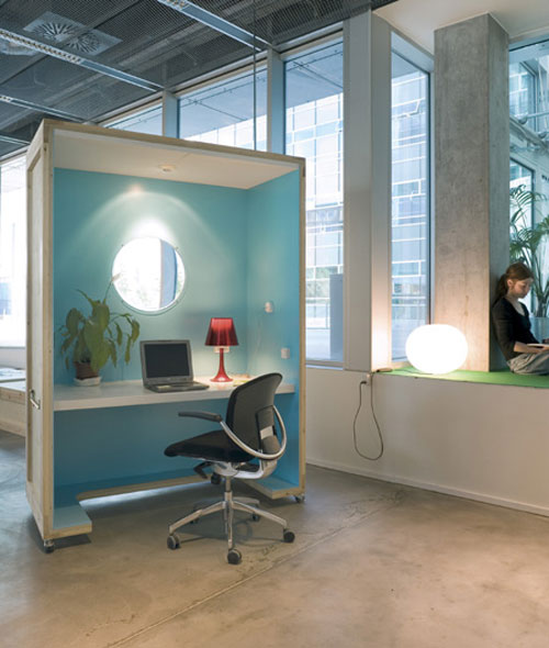 15 Inspiring Office Cubicles Design Juices 500x590