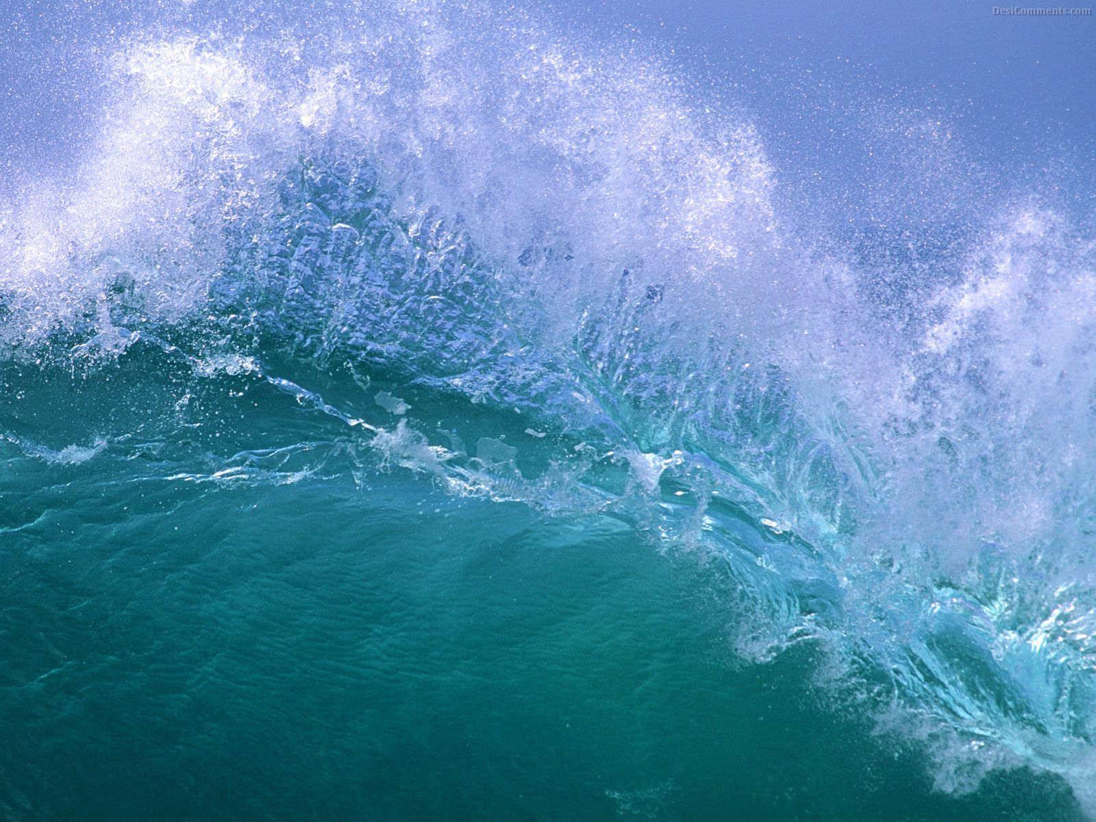 Random Ocean Waves HD Widescreen Wallpapers 1600x1200