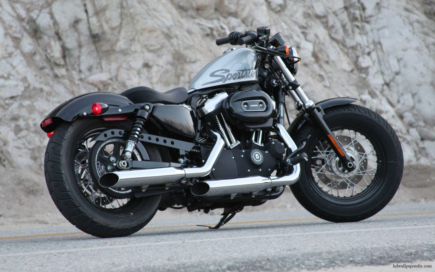 Harley Davidson Sportster Wallpapers 1680x1050