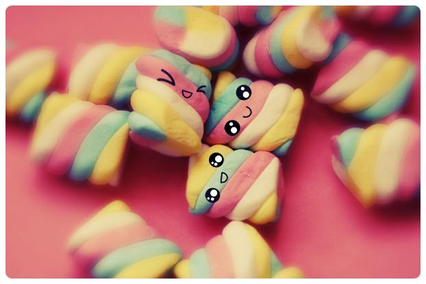 Colorful Marshmallow by koshadesing 622x415