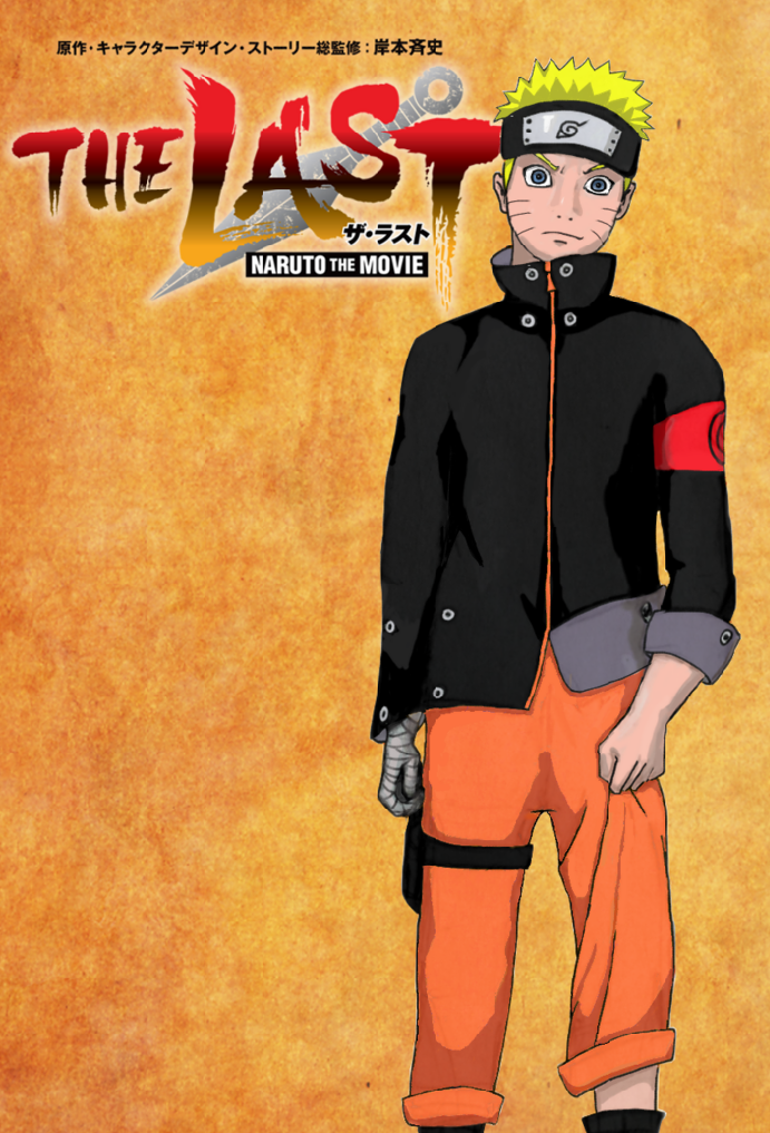 Film The Last Naruto the Movie to your computer by choosing wallpaper 691x1017