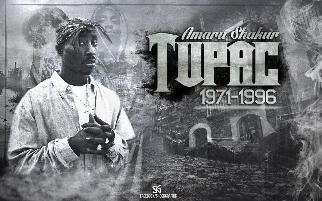 Tupac Amaru Shakur Wallpaper by EnverHikmetBulut 1131x707