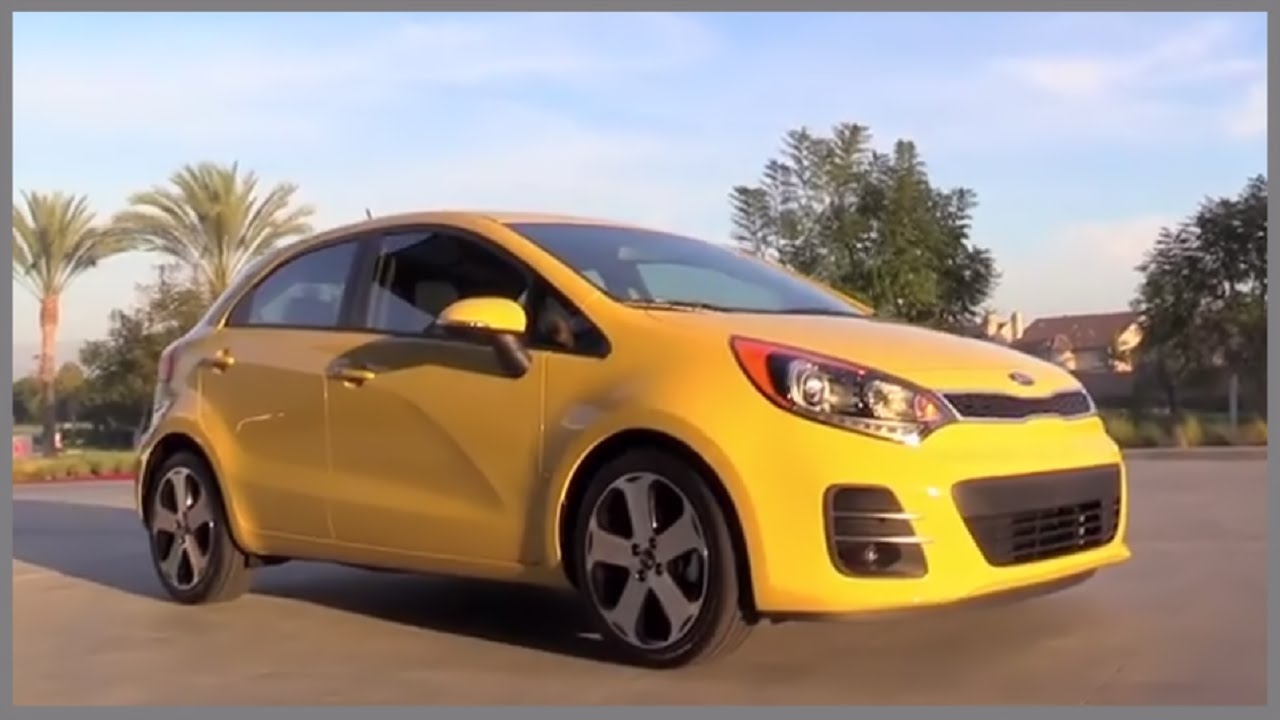 2016 Kia Rio Wallpaper Designs Attachment 13316   Grivucom 1280x720