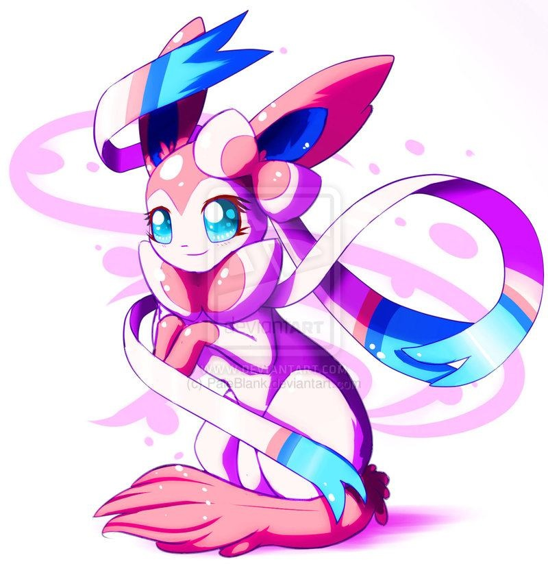 Sylveon images Sylveon HD wallpaper and background photos 40252335 800x823
