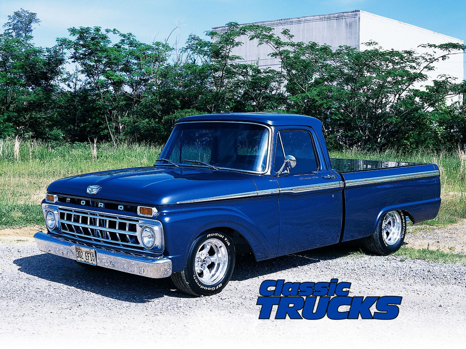 Truck Classic Cars Classic Automobiles 1600x1200