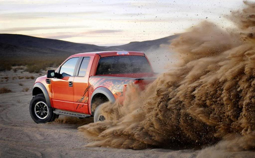 Ford Raptor Wallpaper HD 1023x632