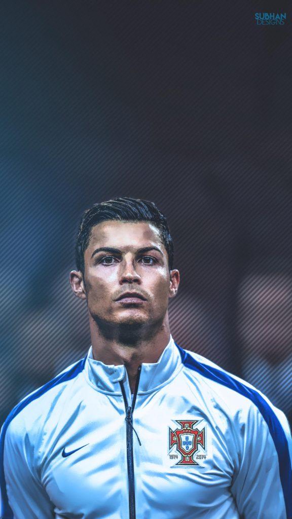 Vote Frank Harris Best Cristiano Ronaldo Wallpaper Photo 576x1024