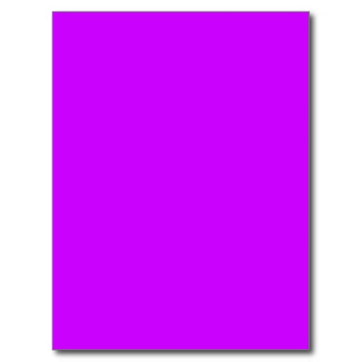 neon purple background postcard Zazzle 512x512
