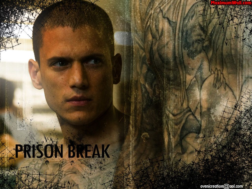Prison Break Tattoo Wallpaper Wallpapersafari