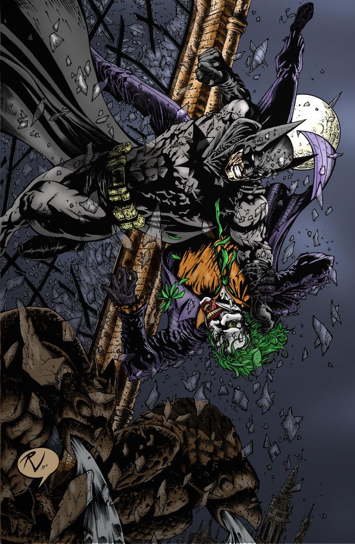 Batman Vs Joker Wallpaper Images Pictures   Becuo 722x1105