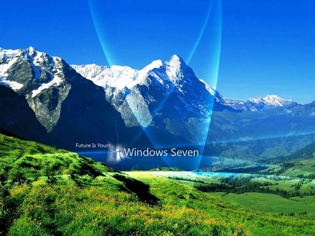 wallpapers Windows 7 Nature Wallpapers 1024x768