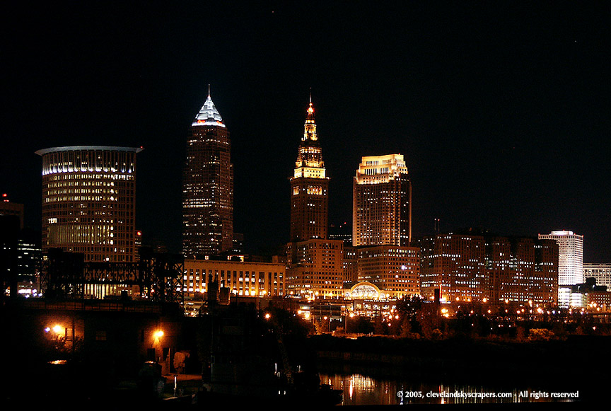 downtown cleveland ohio wallpaper - photo #21