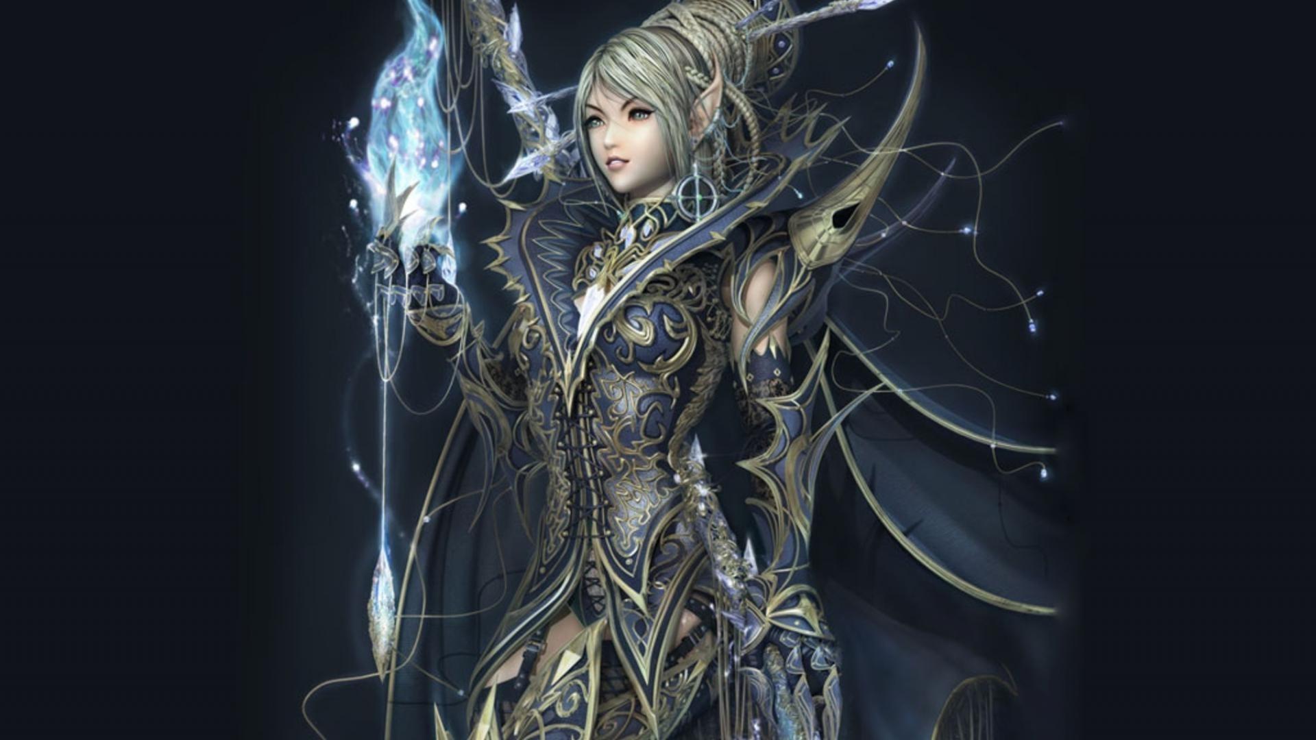 female warrior elf 1 female warrior elf 2 female warrior elf 3 female 1920x1080