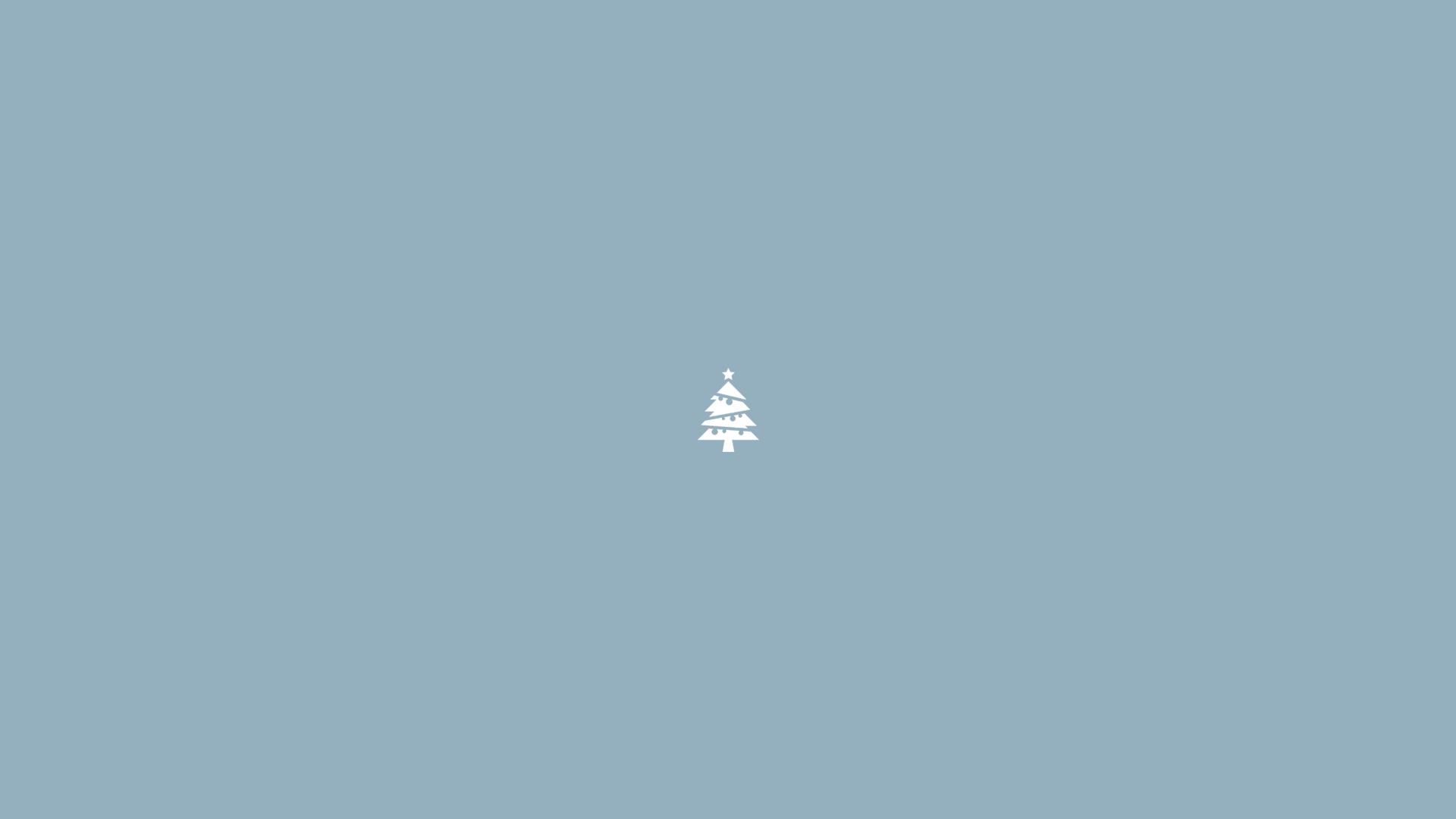 52+ Christmas Minimalist Wallpapers on WallpaperSafari