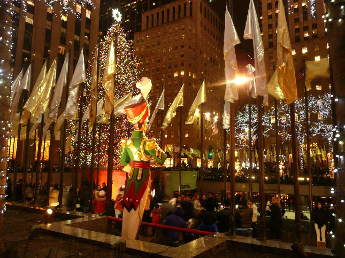 Christmas In New York   Best Images Collections HD For 1200x900