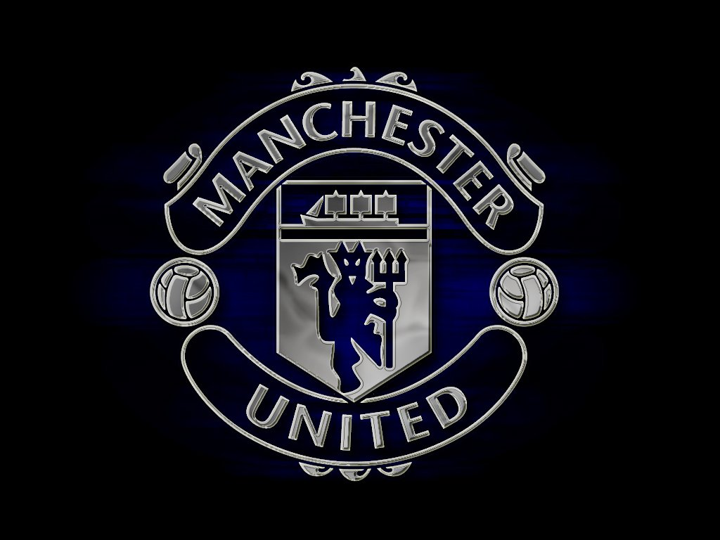76 ] Man U Logo Wallpaper On WallpaperSafari