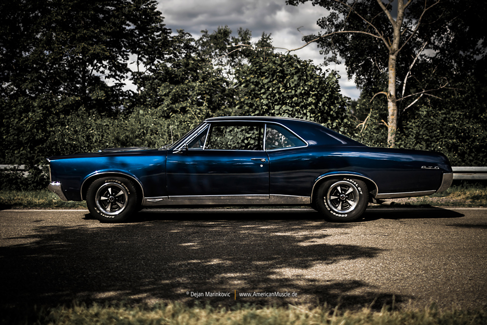 Free Download 1967 Pontiac Gto By Americanmuscle 1000x667