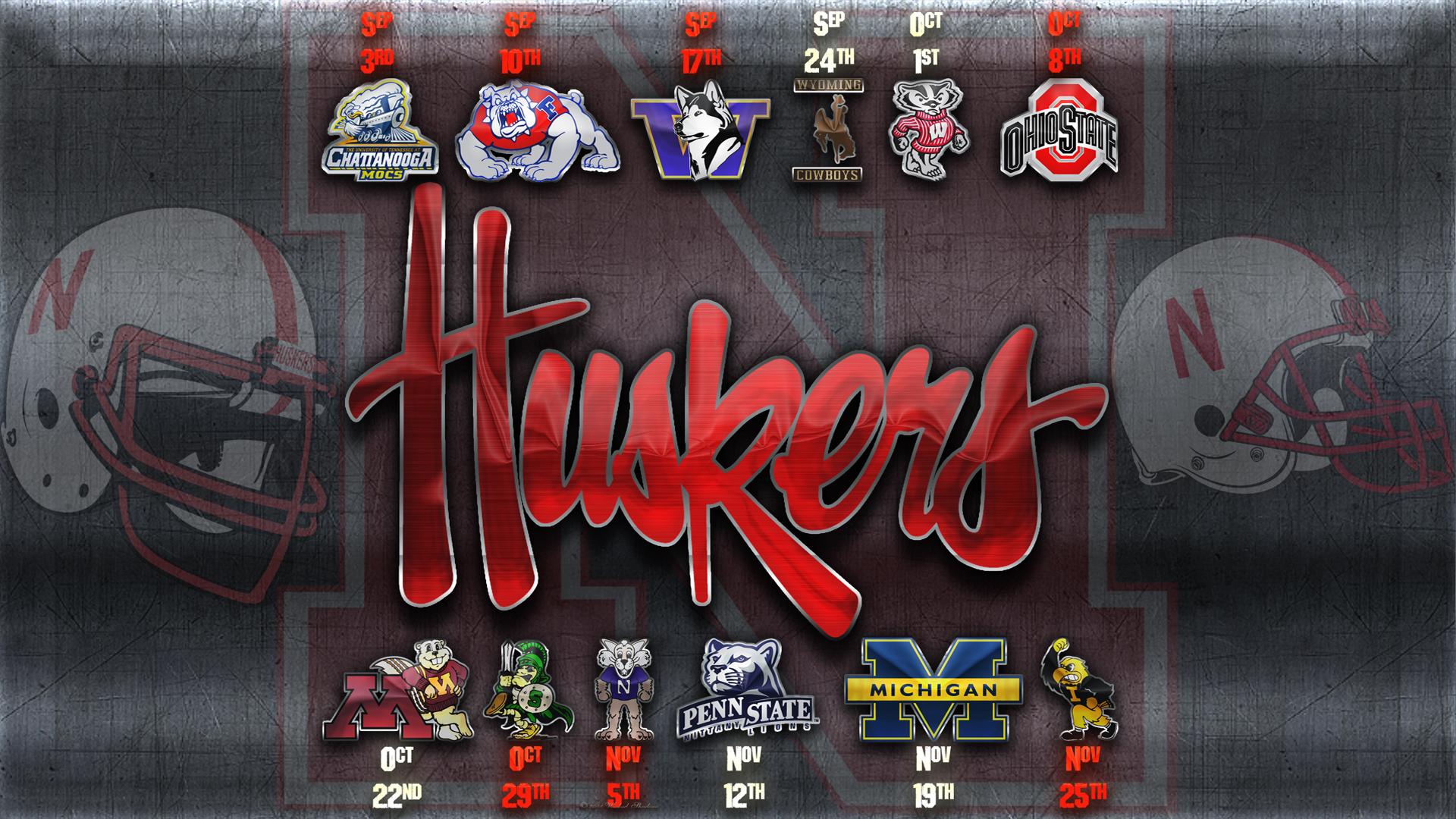 Nebraska Cornhusker Wallpapers Desktop
