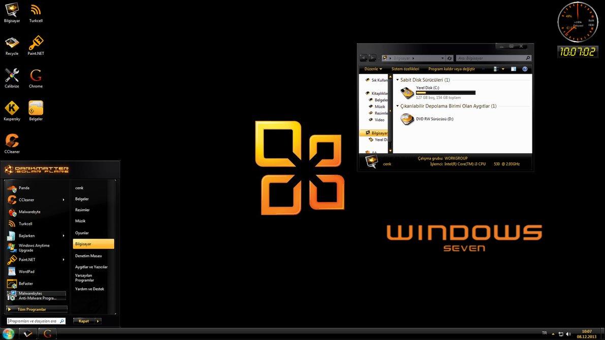 Windows 7 Home Basic Wallpaper