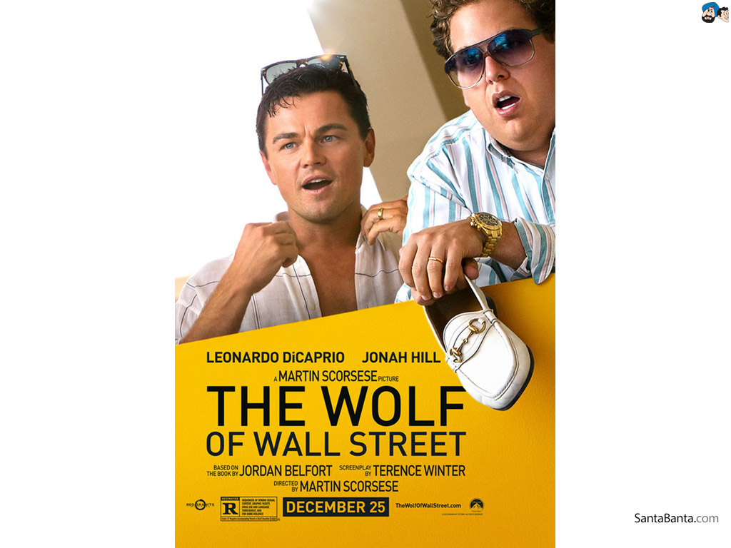 Wolf Of Wall Street Wallpaper