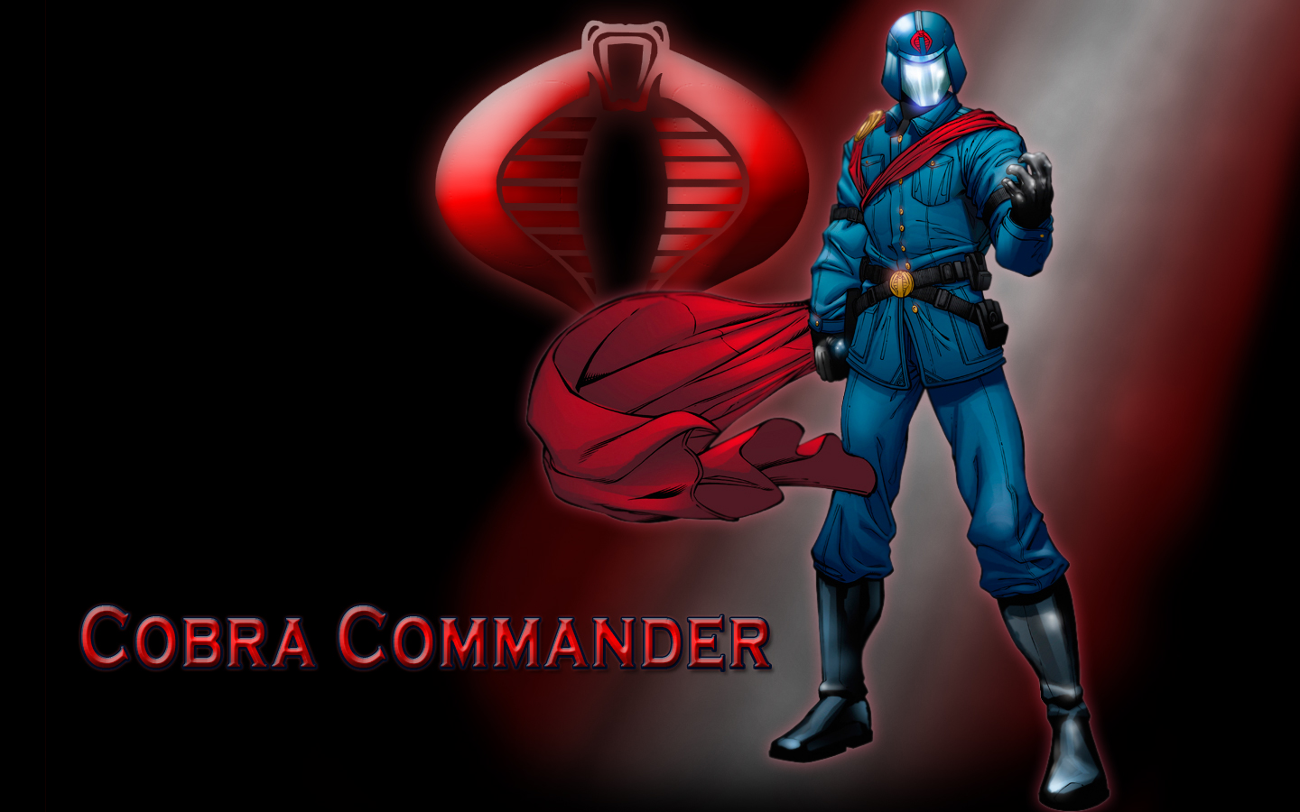 Cobra Commander Wallpaper