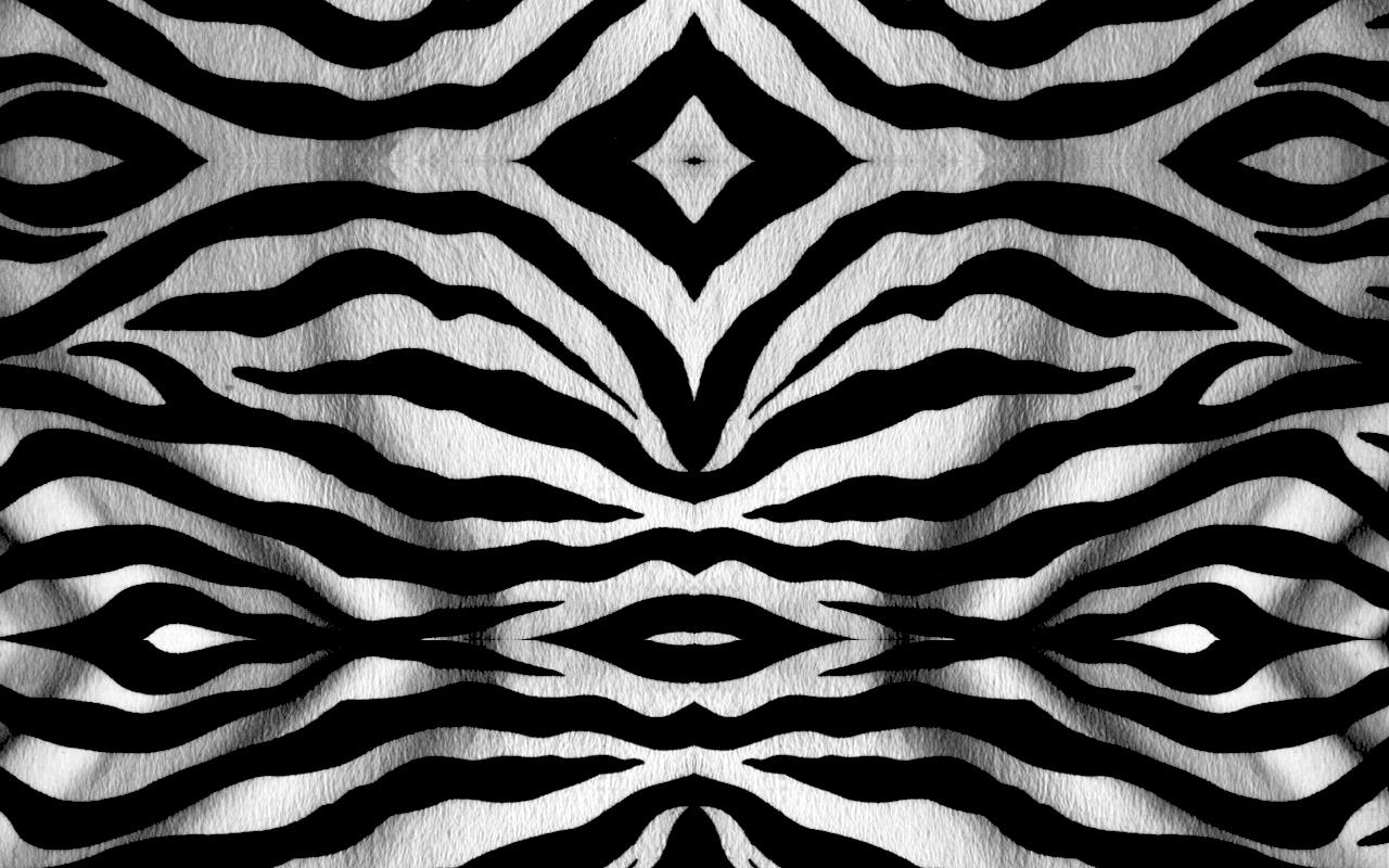 zebra print desktop wallpaper 1280x800