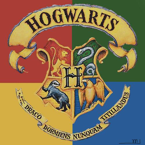 Go Back Gallery For Official Hogwarts Logo 500x500