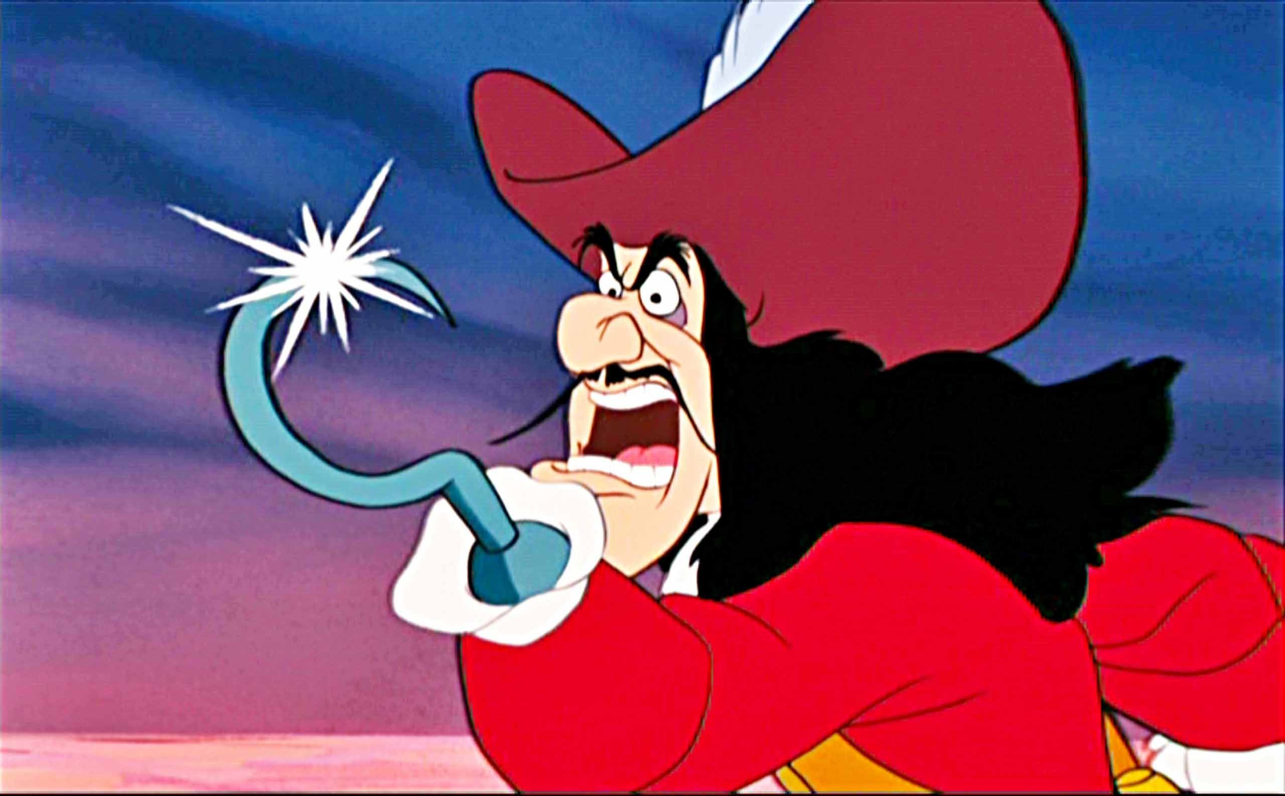 Captain Hook Wallpapers Picture Mana Pop 2560x1587