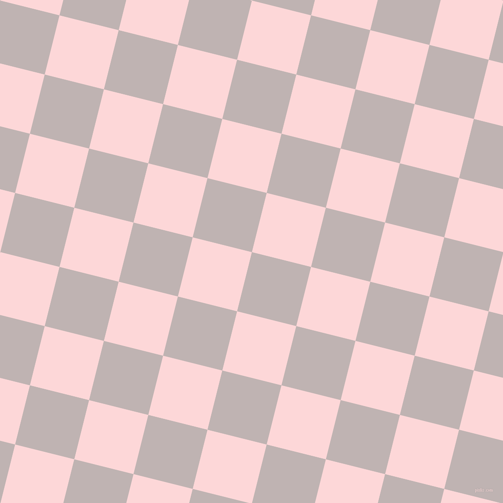 Pink Swan and We Peep checkers chequered checkered squares 981x981