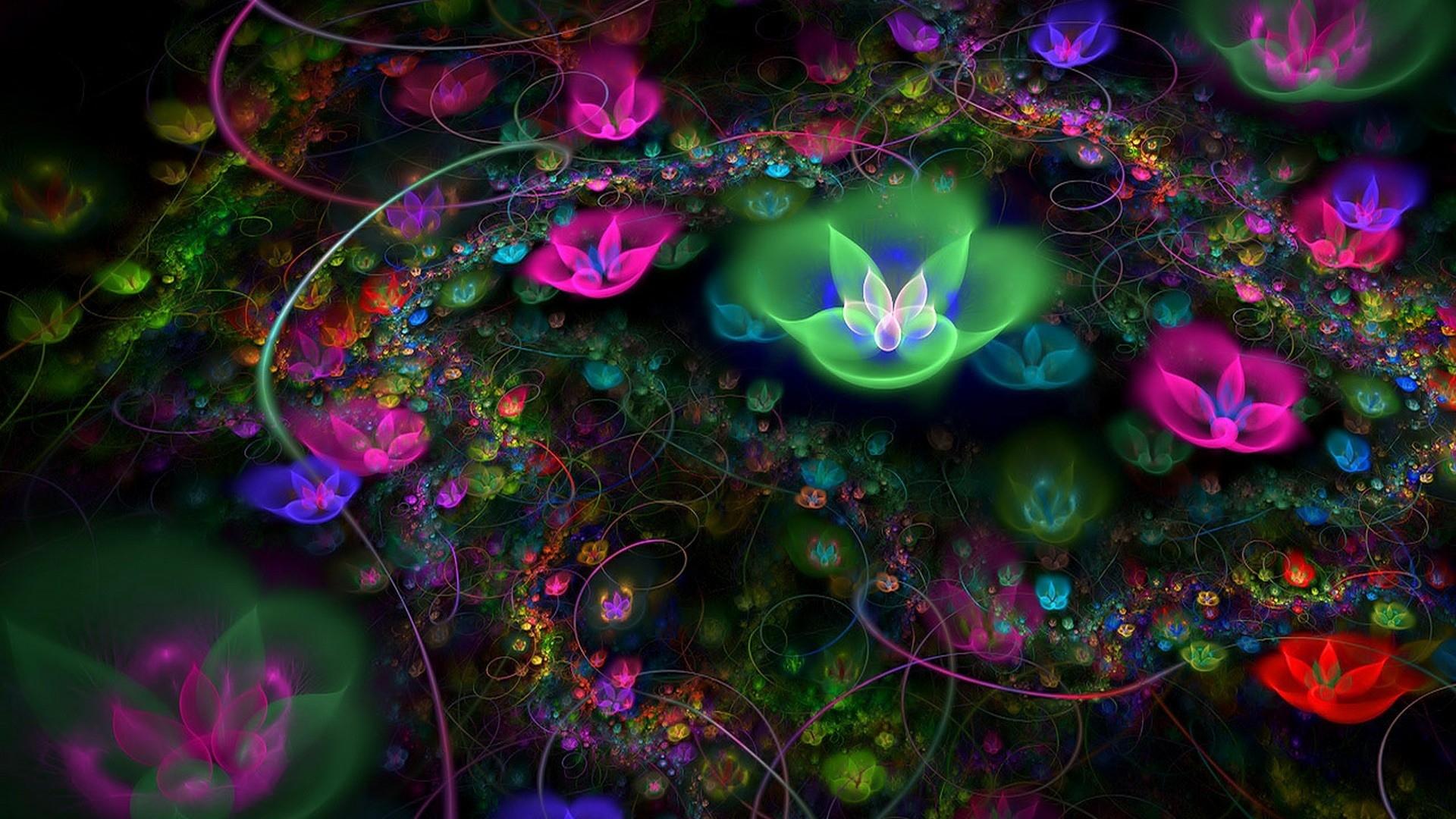 Hd fractals wallpapers 1080p wallpapersafari for Exclusive 3d wallpaper