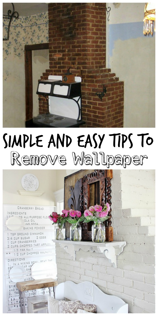 the best way to remove wallpaperjpg 650x1300