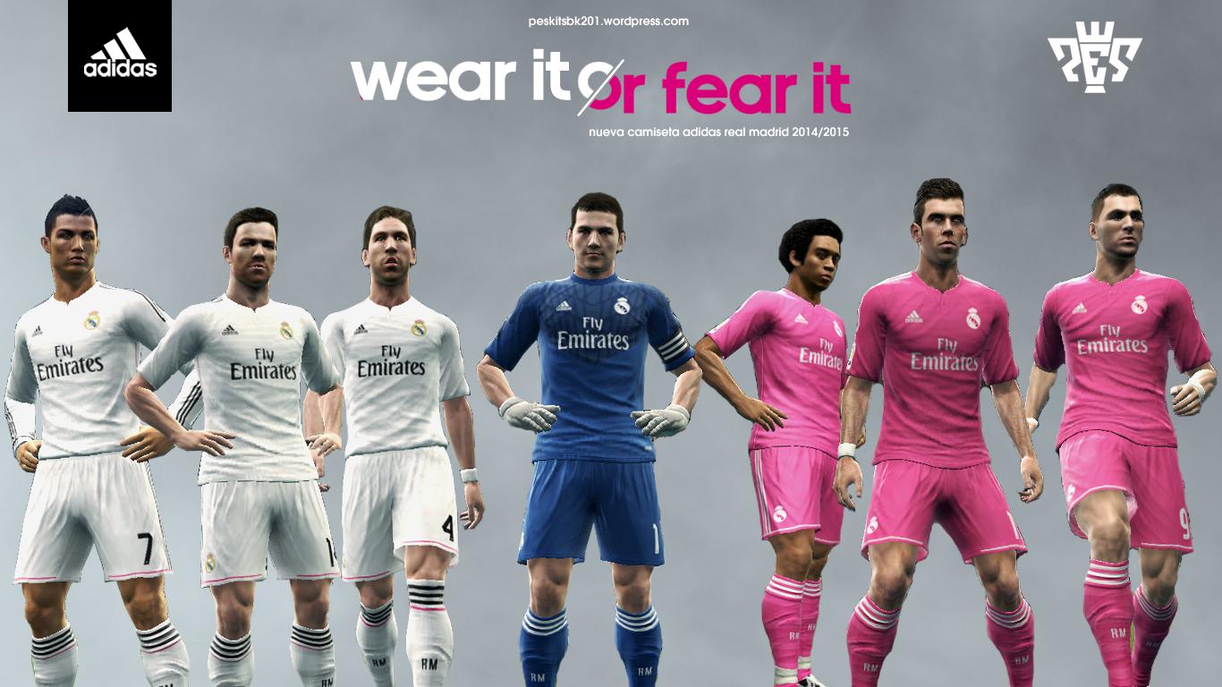 49] Background Real Madrid 2015 on WallpaperSafari 1366x768