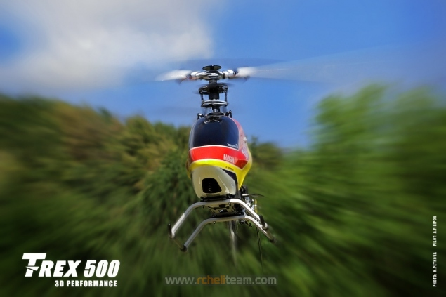 RC Heli Team Wallpapers Align T REX 500 635x423