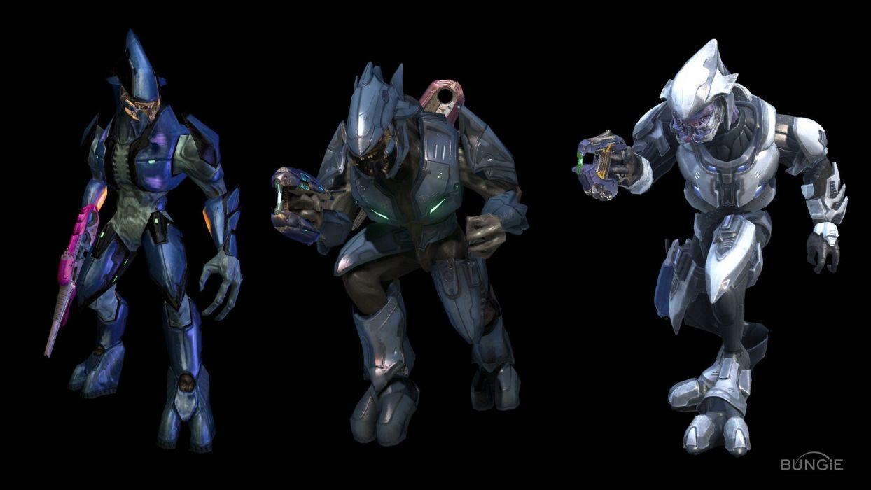 Halo elite Halo Reach science fiction comparisons Halo Ce Halo 2 1244x700