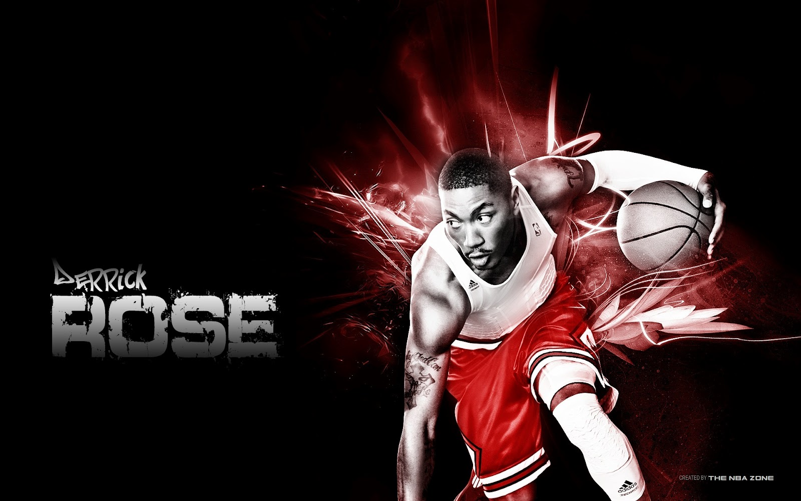 20 Best Derrick Rose HD Wallpapers TheNbaZonecom 1600x1000