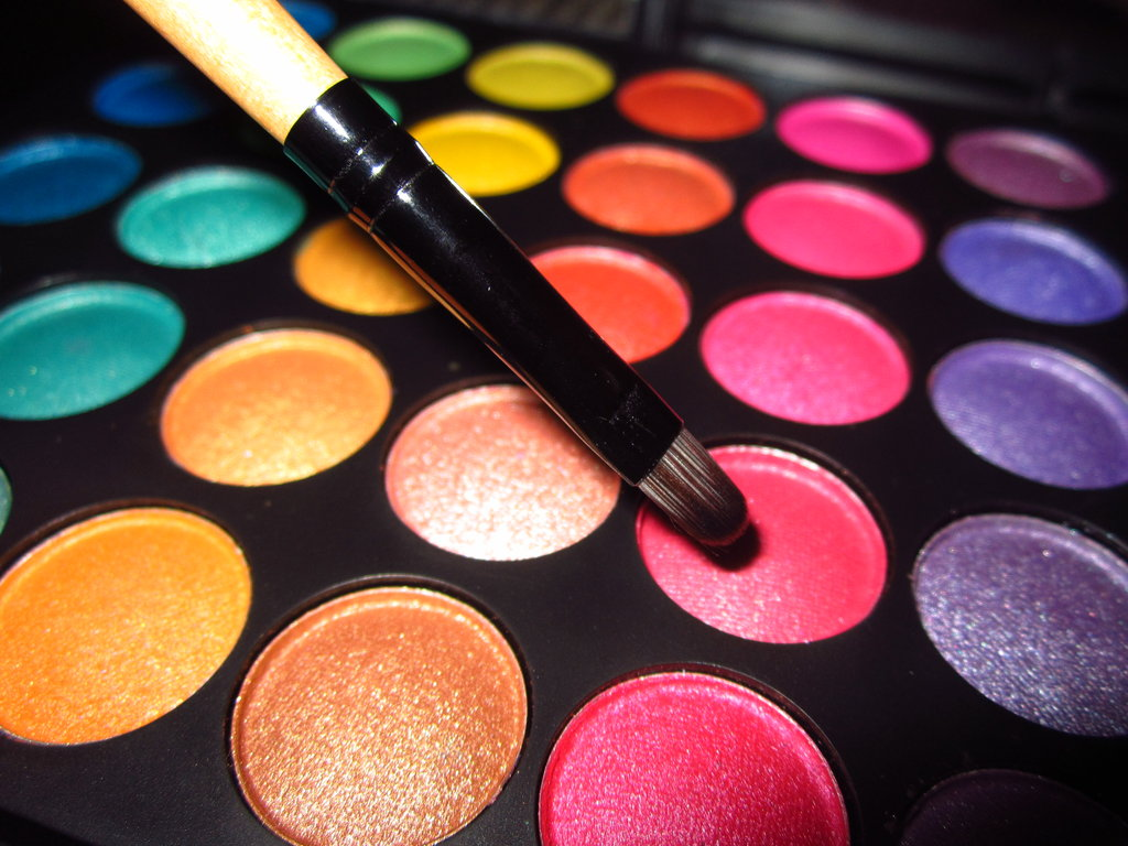 Assortment Of Cosmetics Pictures, Photos, and Images for ...  Makeup Product Photography Tumblr