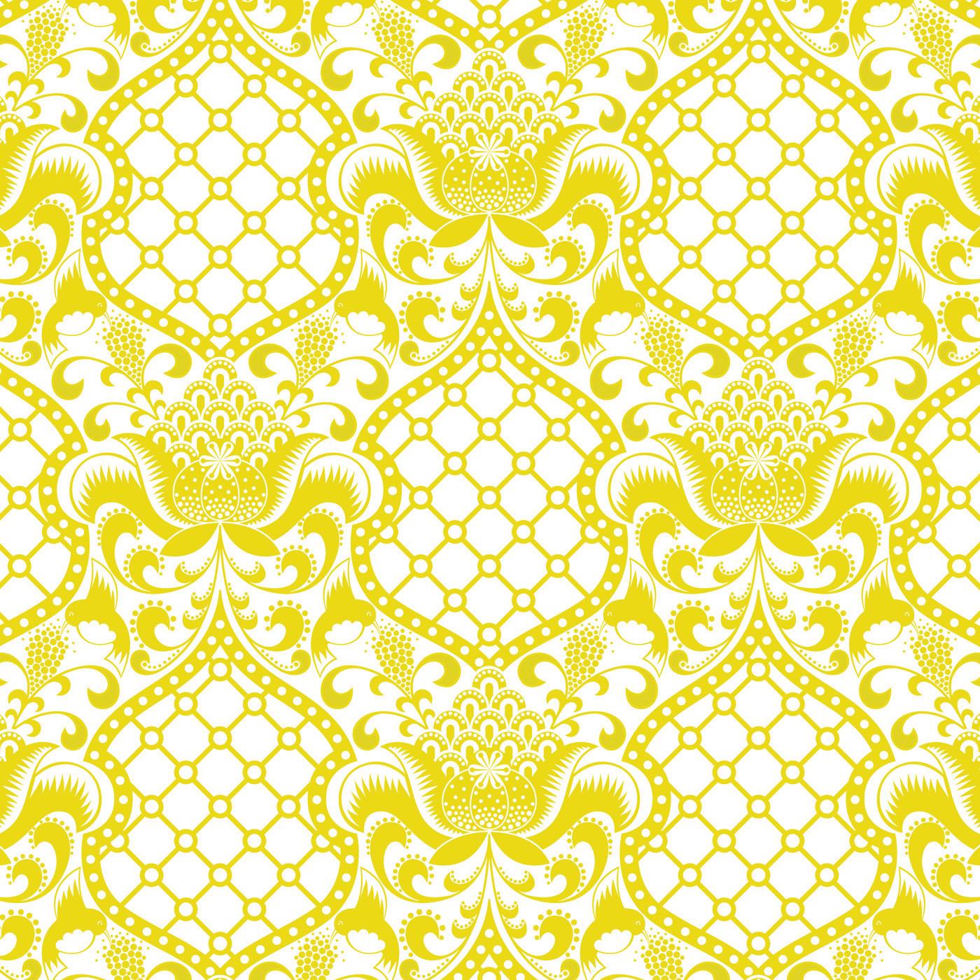 Yellow Wallpaper Designs - WallpaperSafari