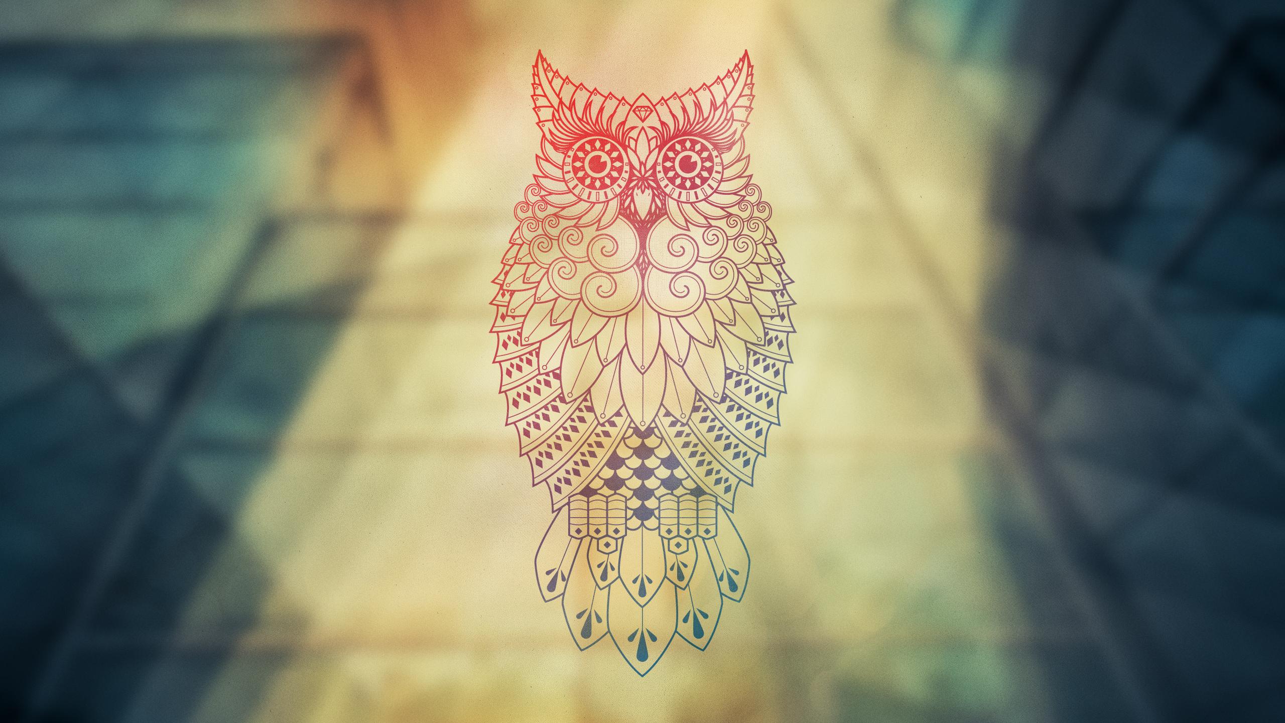 Owl Computer Wallpaper...