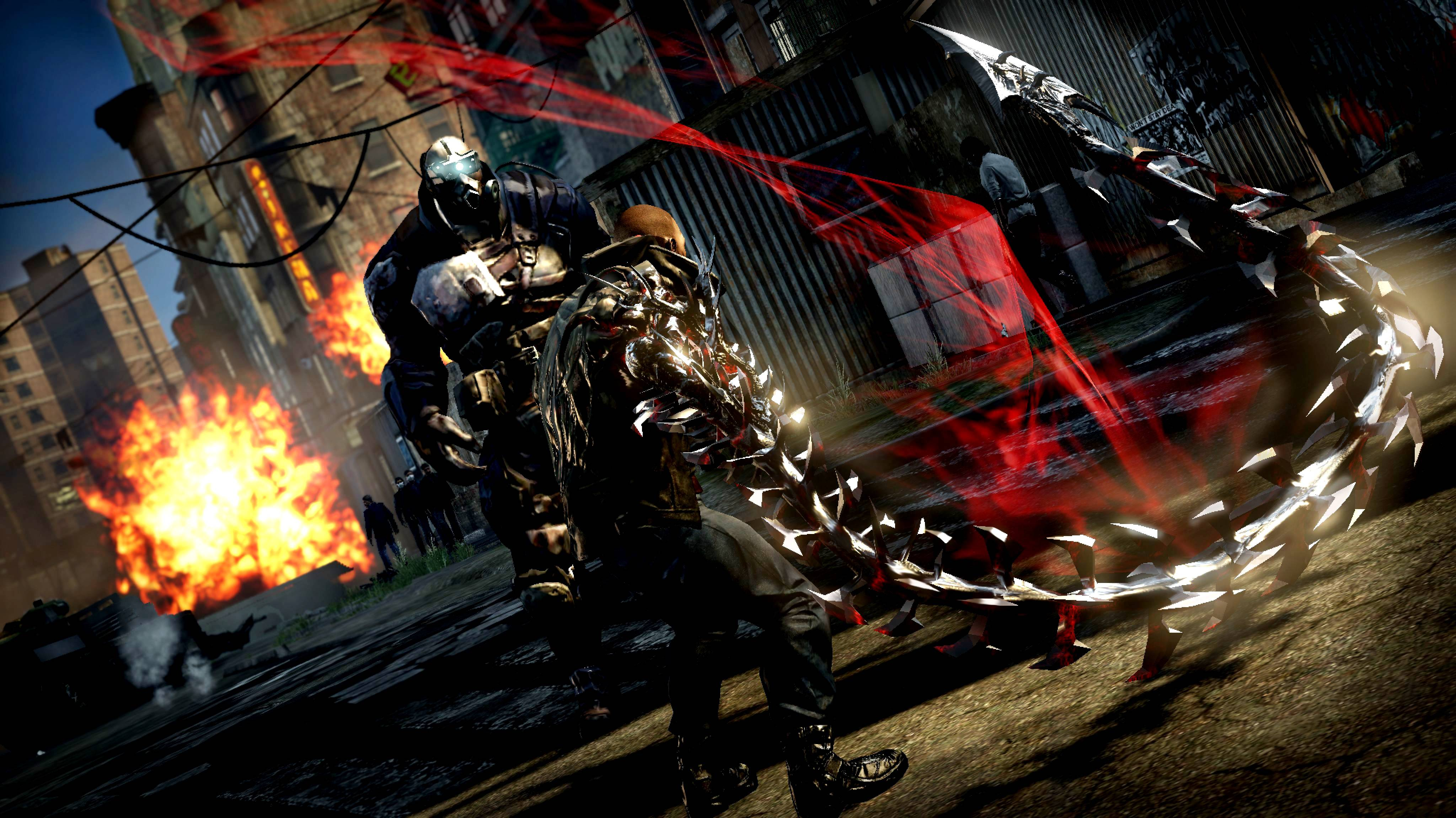 Wallpapers For Prototype 2 Wallpaper Hd 1080p 4096x2304