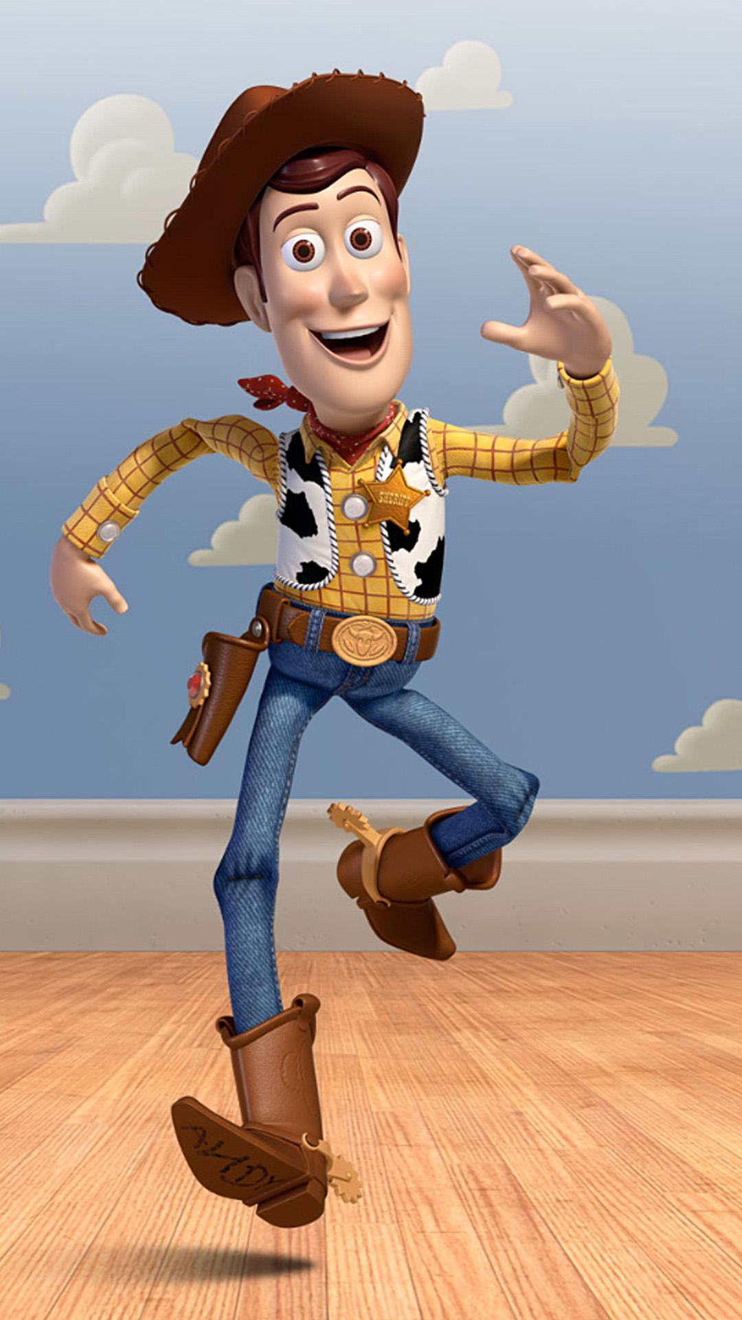 Wallpaper iphone toy story - Toy Story Woody Hd Wallpaper Iphone 6 Plus Wallpapersmobile Net