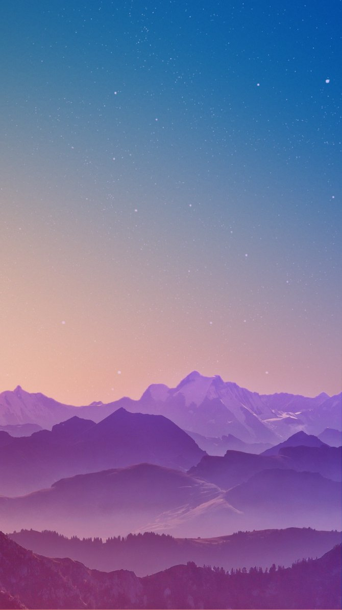 Mountain Range Wallpapers Galaxy S7 Edge by Mattiebonez on 670x1193